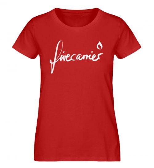 message - Ladies Premium Organic Shirt-4