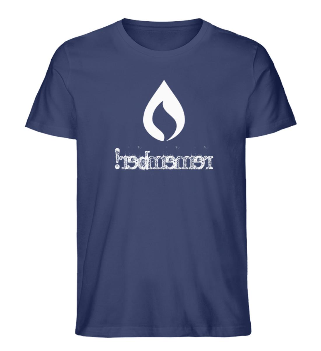remember - Men Organic Shirt-6057
