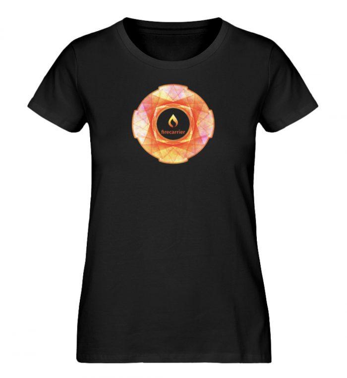 fire inside - Damen Premium Organic Shirt-16