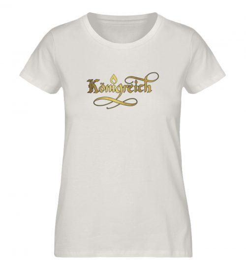 königreich - Ladies Premium Organic Shirt-6865