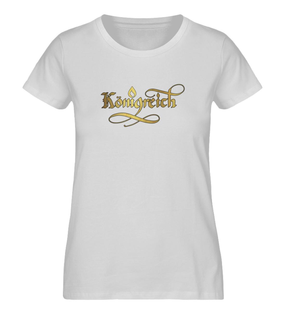 königreich - Ladies Premium Organic Shirt-6961