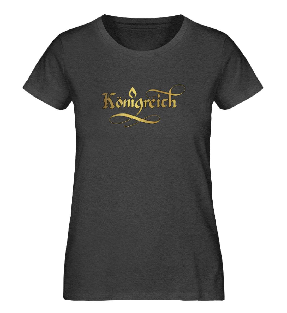 königreich - Ladies Premium Organic Shirt-6881