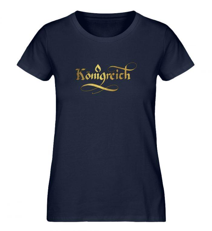 königreich - Ladies Premium Organic Shirt-6959