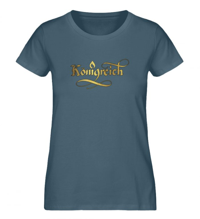 königreich - Ladies Premium Organic Shirt-6880