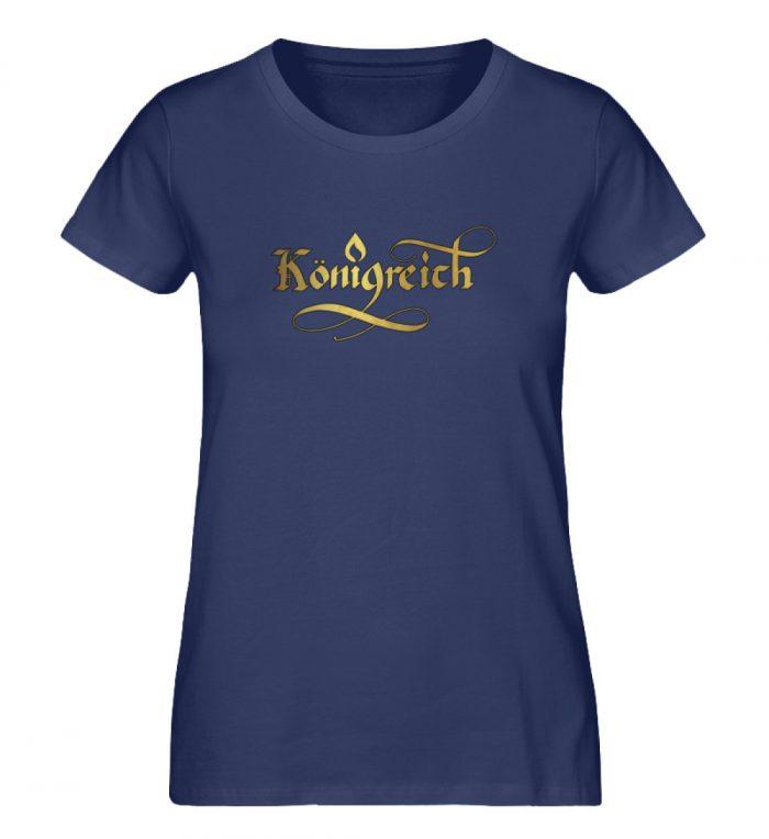 königreich - Ladies Premium Organic Shirt-6057