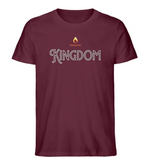 kingdom - Men Premium Organic Shirt-839