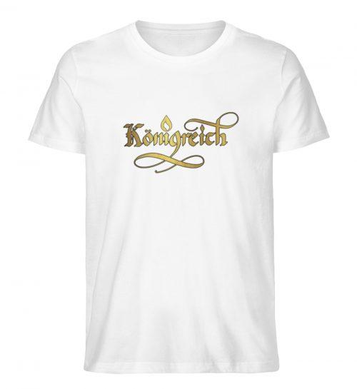 königreich - Men Premium Organic Shirt-3