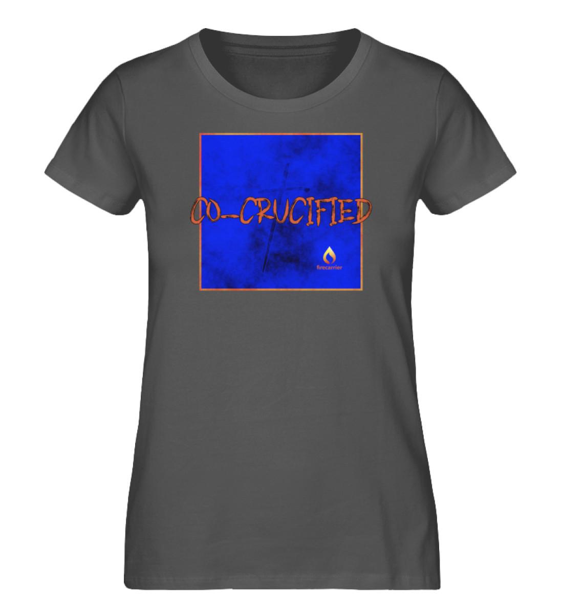 cocrucified - Ladies Premium Organic Shirt-6903