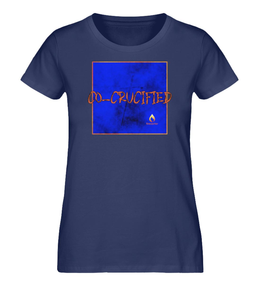 cocrucified - Ladies Premium Organic Shirt-6057