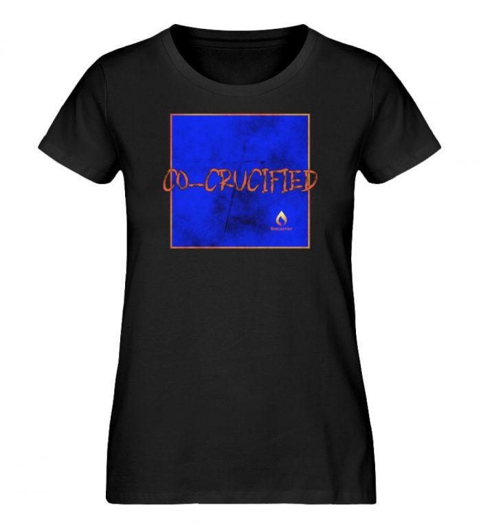 cocrucified - Ladies Premium Organic Shirt-16