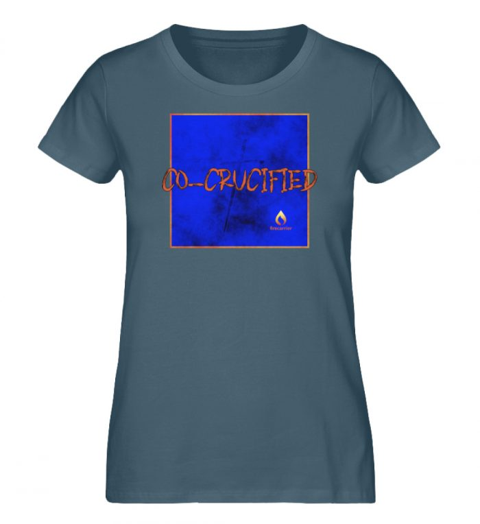 cocrucified - Ladies Premium Organic Shirt-6880