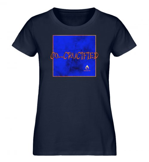 cocrucified - Ladies Premium Organic Shirt-6959
