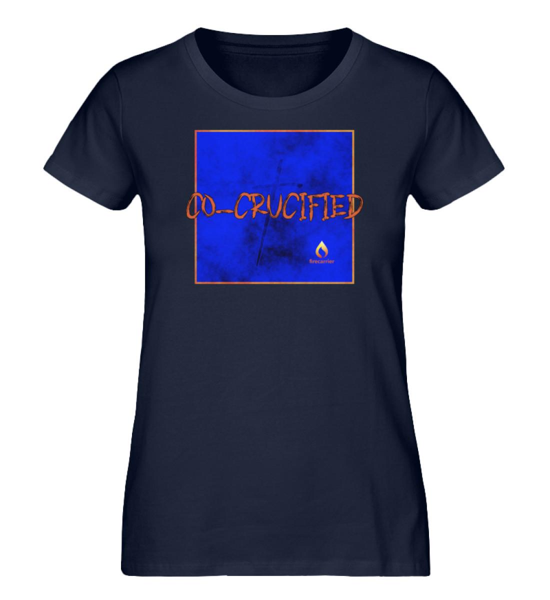 cocrucified - Ladies Premium Organic Shirt-6959