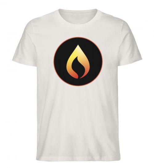 fullstop-light - Men Premium Organic Shirt-6865