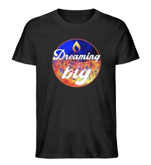 dreaming - Men Premium Organic Shirt-16
