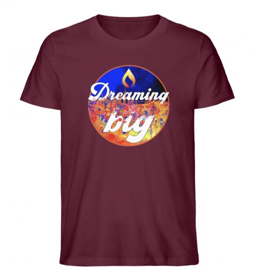 dreaming - Men Premium Organic Shirt-839