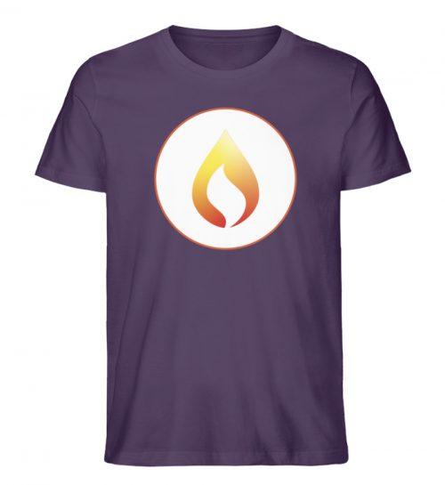 fullstop-dark - Men Premium Organic Shirt-6876