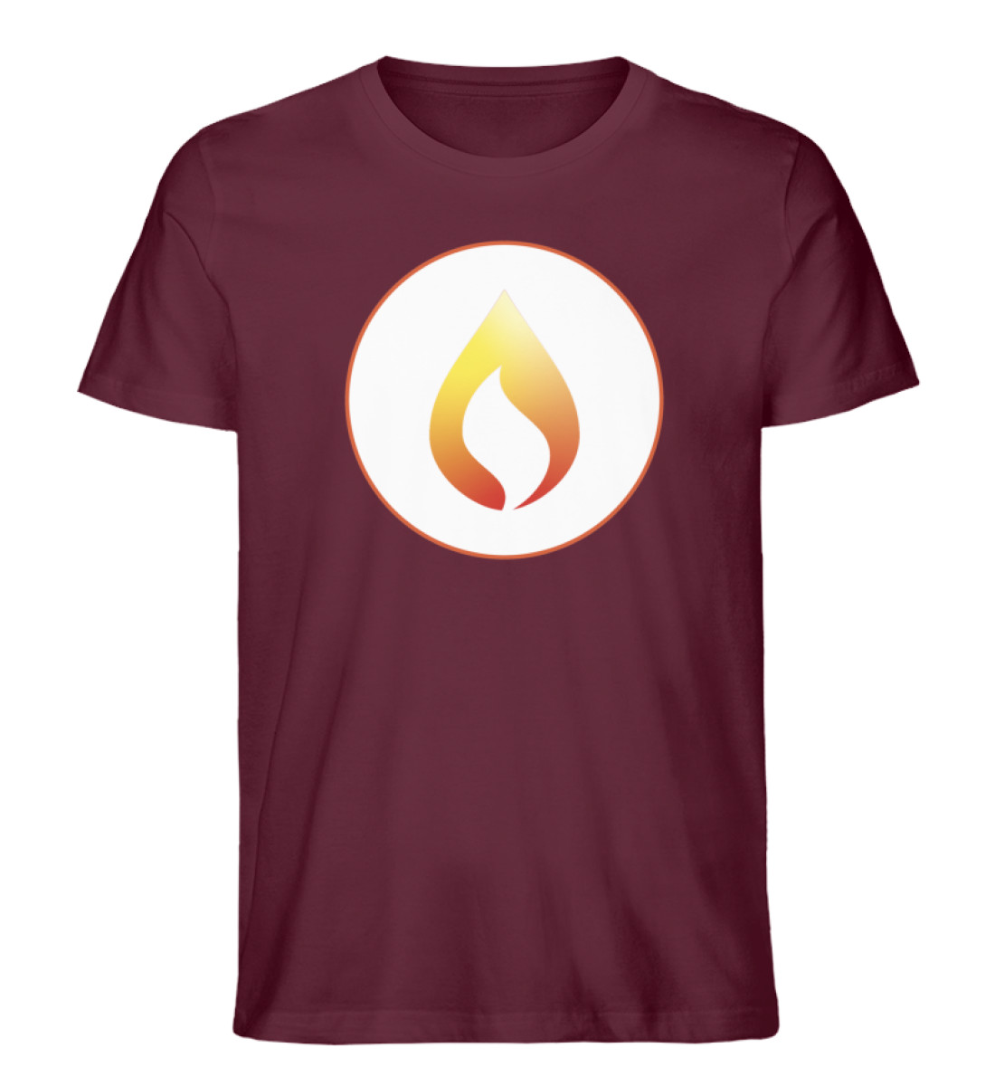 fullstop-dark - Men Premium Organic Shirt-839