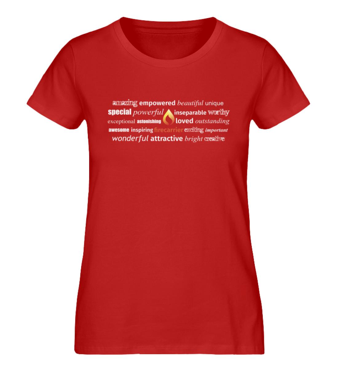 amazing! - Ladies Premium Organic Shirt-4