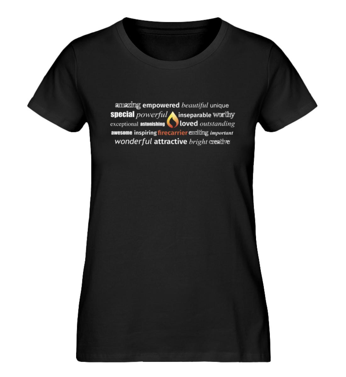 amazing! - Ladies Premium Organic Shirt-16