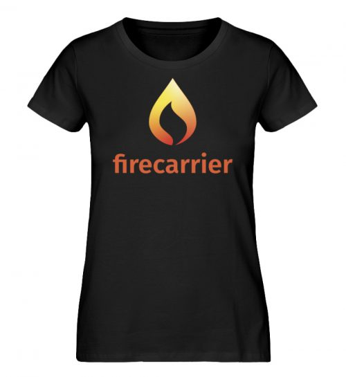 firecarrier - Ladies Premium Organic Shirt-16