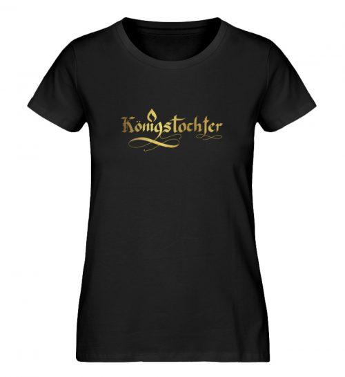 königreich - Ladies Premium Organic Shirt-16