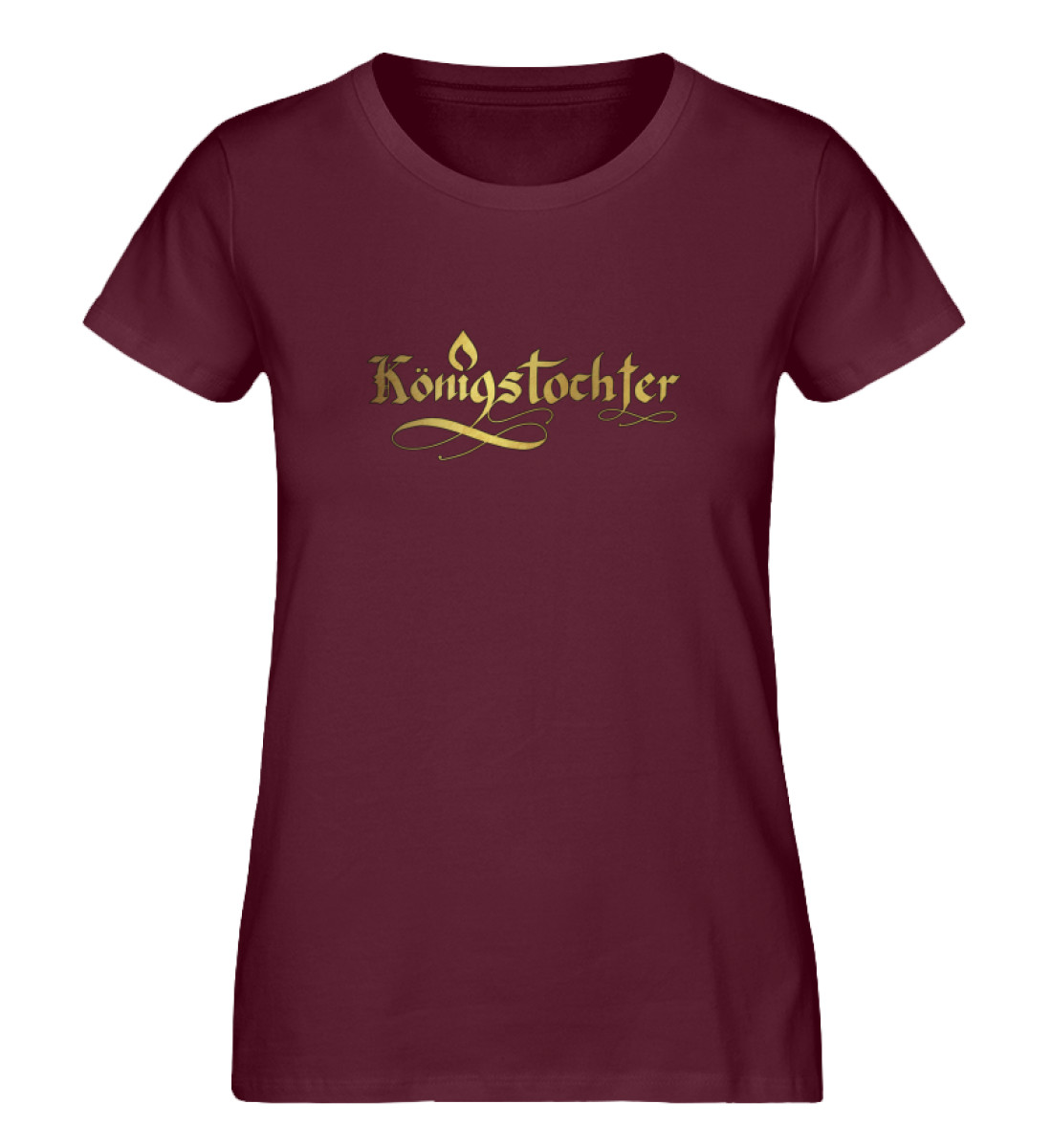 königreich - Ladies Premium Organic Shirt-839