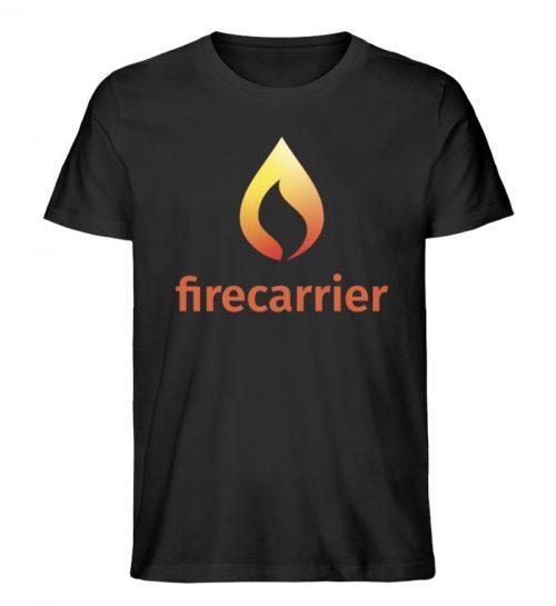 firecarrier - Men Premium Organic Shirt-16
