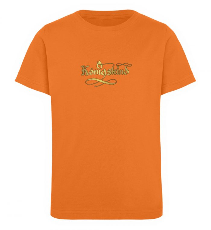 königreich - Kinder Organic T-Shirt-6882