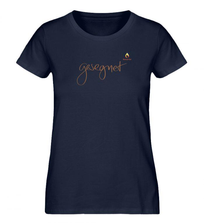 gesegnet - Ladies Premium Organic Shirt-6959