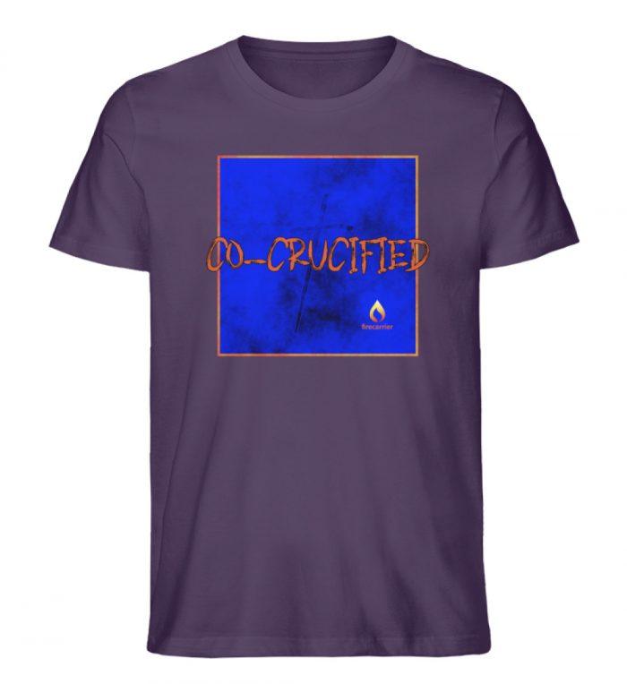 cocrucified - Men Premium Organic Shirt-6876