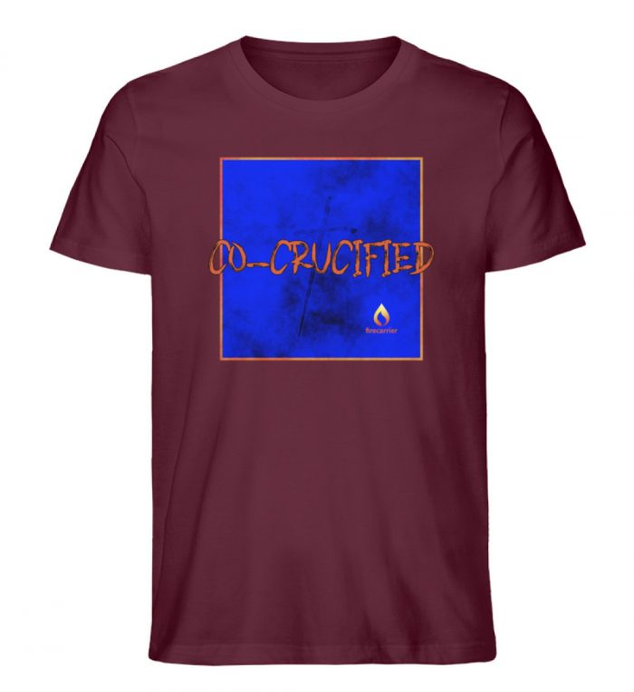 cocrucified - Men Premium Organic Shirt-839