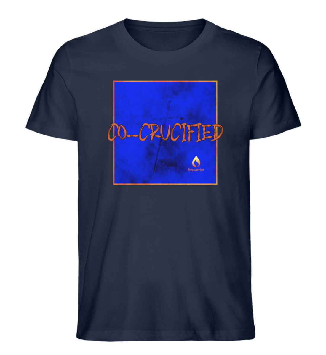 cocrucified - Men Premium Organic Shirt-6959