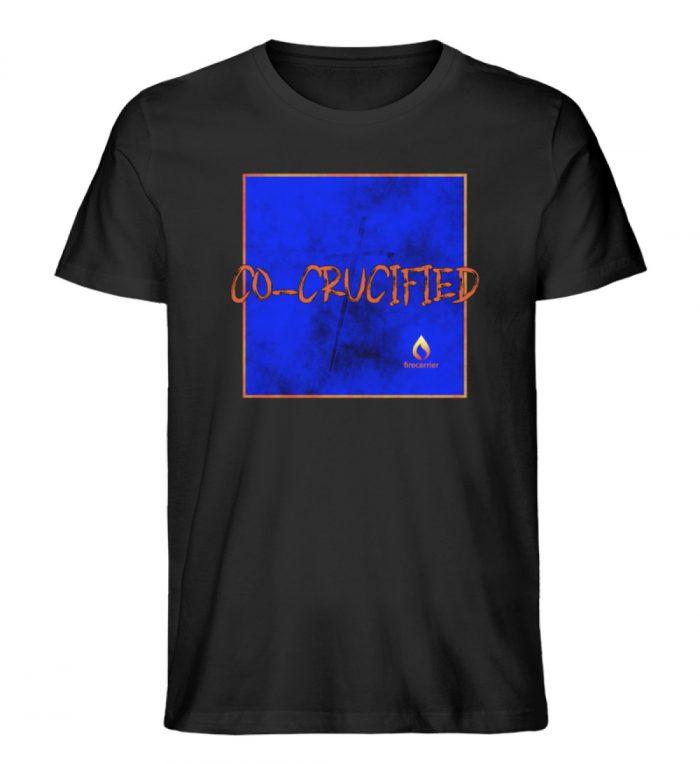 cocrucified - Men Premium Organic Shirt-16