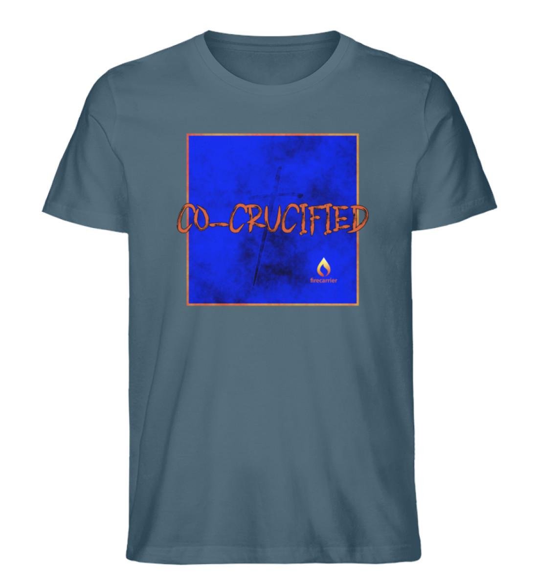 cocrucified - Men Premium Organic Shirt-6880