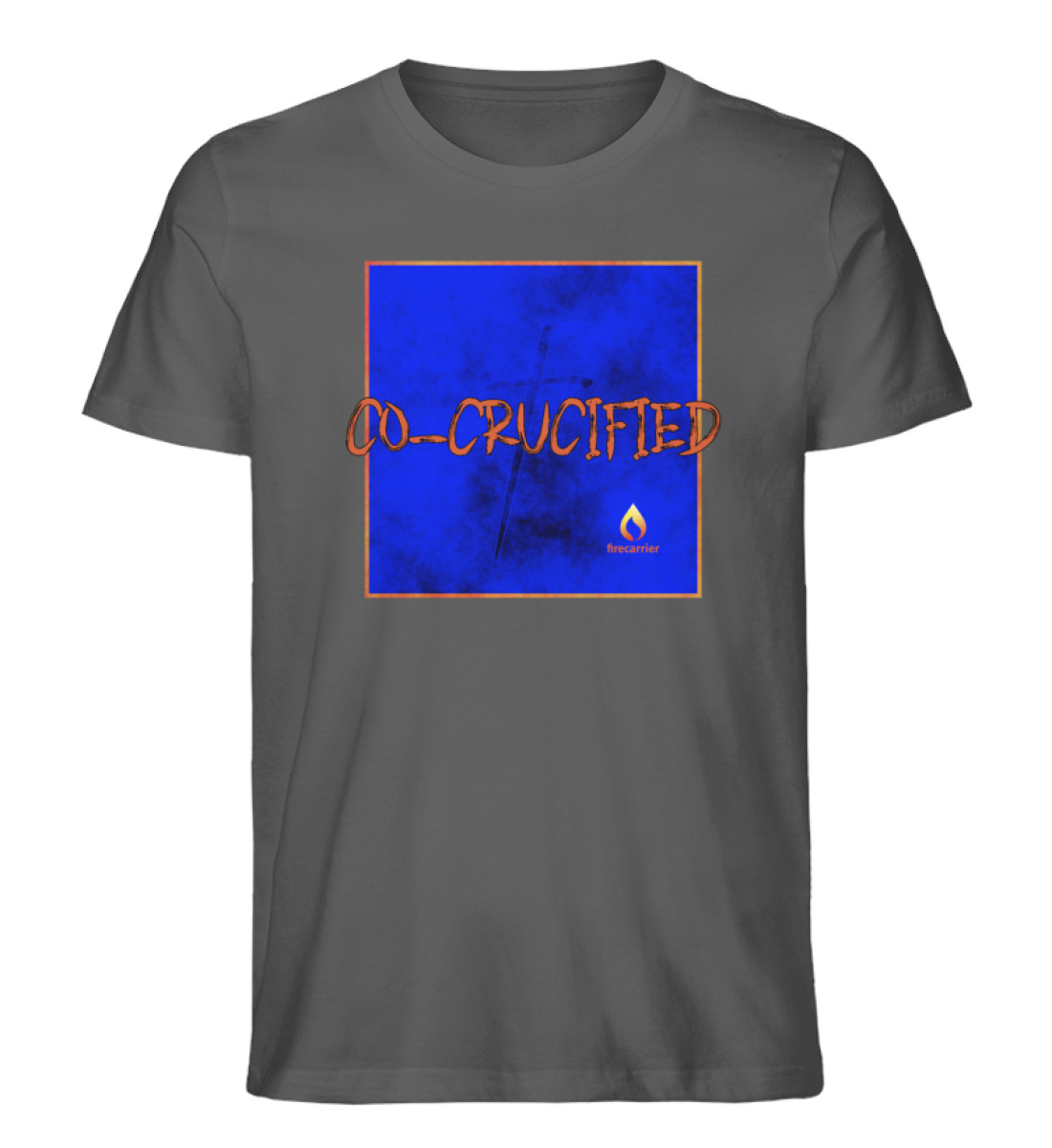 cocrucified - Men Premium Organic Shirt-6903