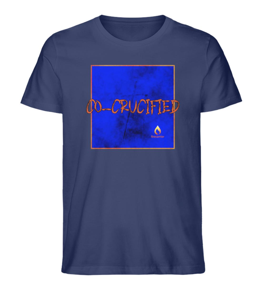 cocrucified - Men Premium Organic Shirt-6057
