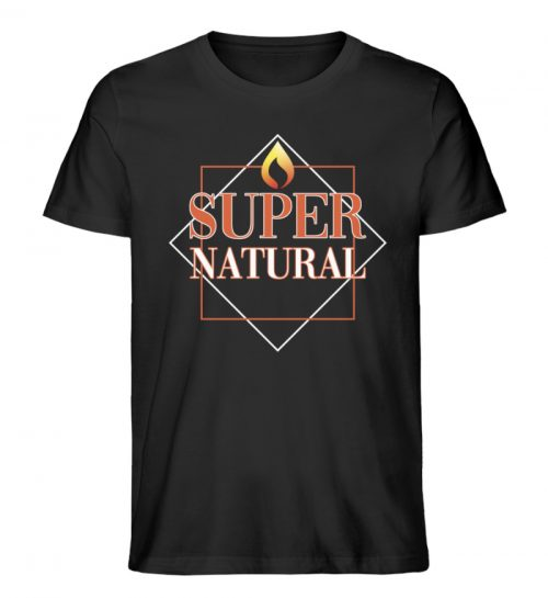 supernatural - Men Premium Organic Shirt-16