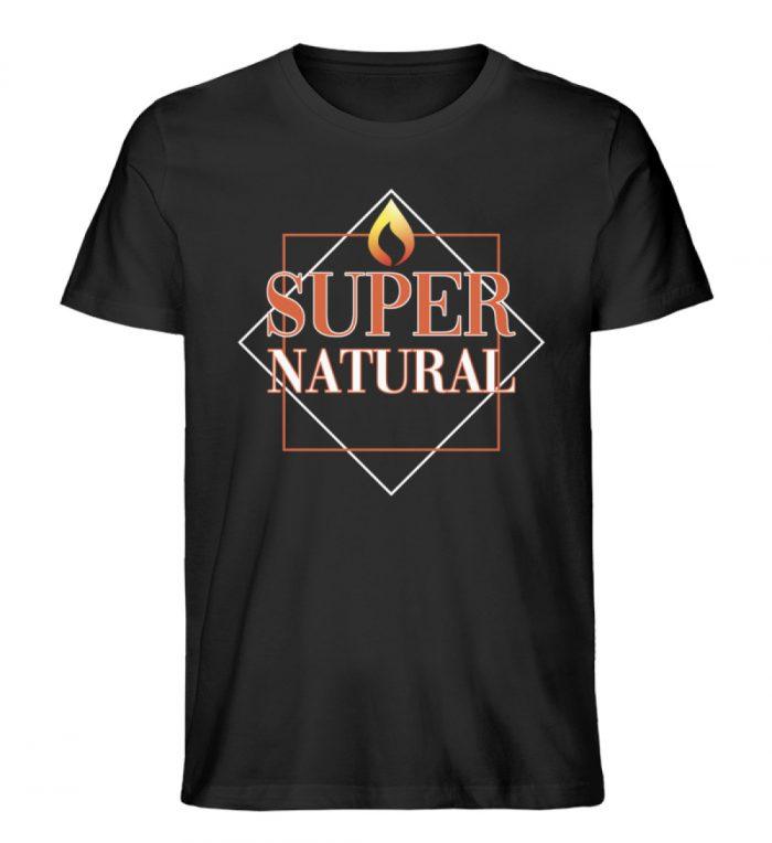supernatural - Men Premium Organic Shirt-16