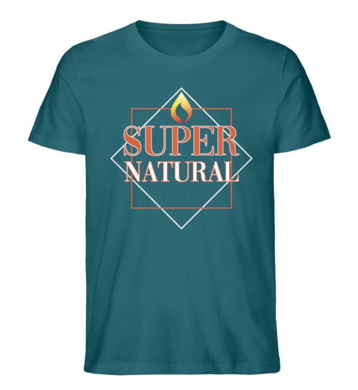 supernatural - Men Premium Organic Shirt-6878