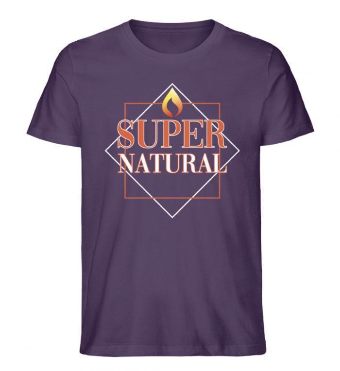 supernatural - Men Premium Organic Shirt-6876