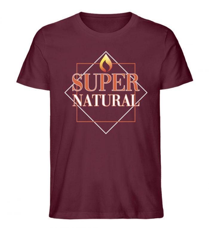 supernatural - Men Premium Organic Shirt-839