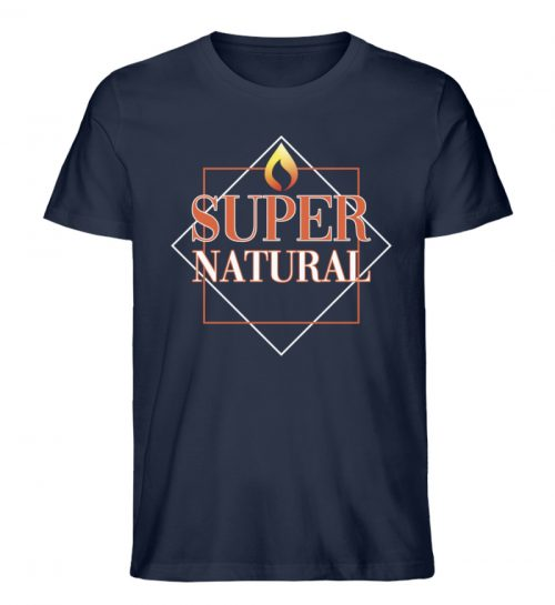 supernatural - Men Premium Organic Shirt-6959