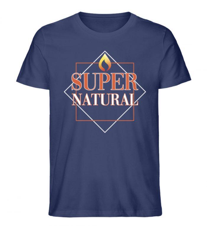 supernatural - Men Premium Organic Shirt-6057