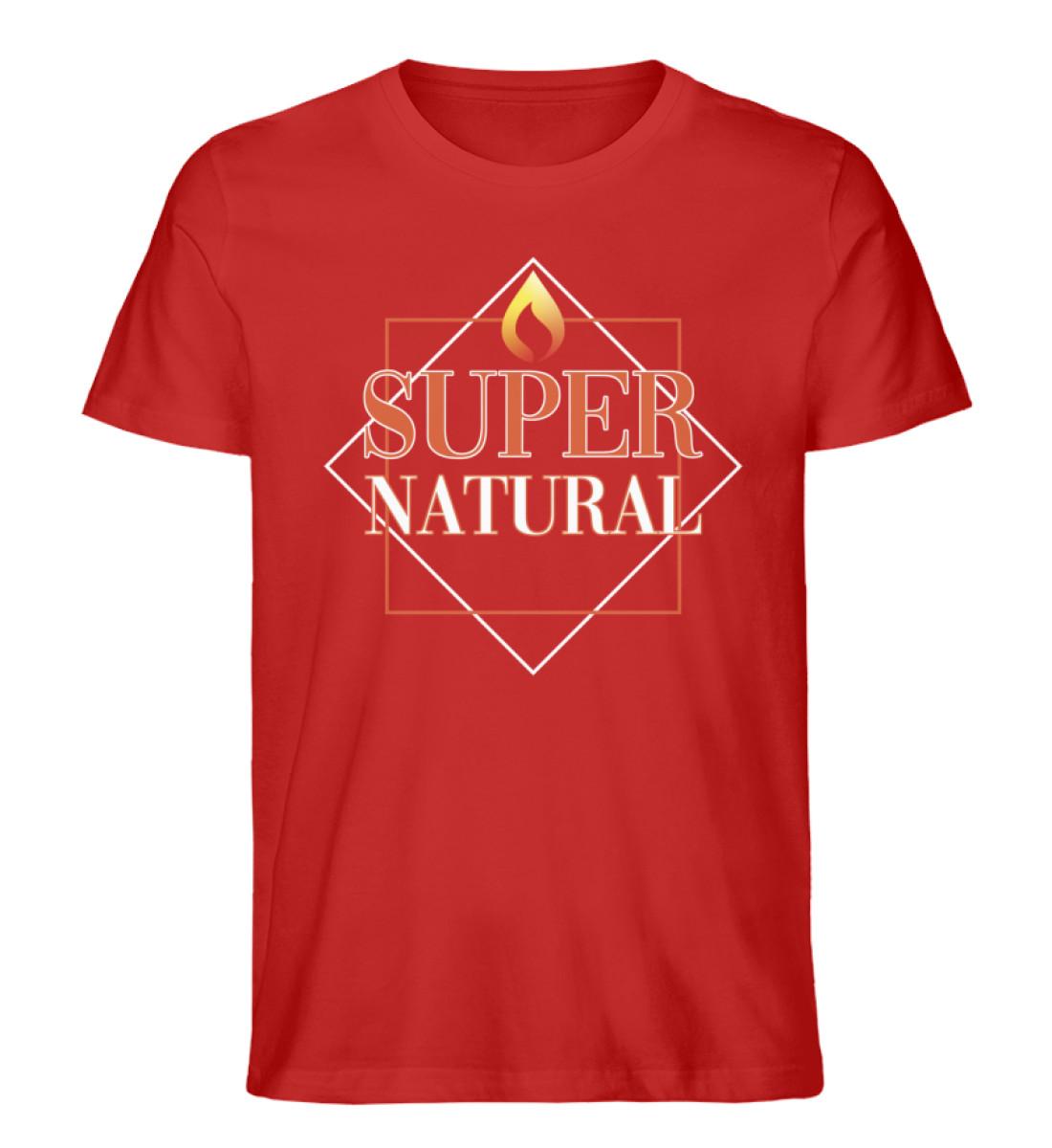 supernatural - Men Premium Organic Shirt-4