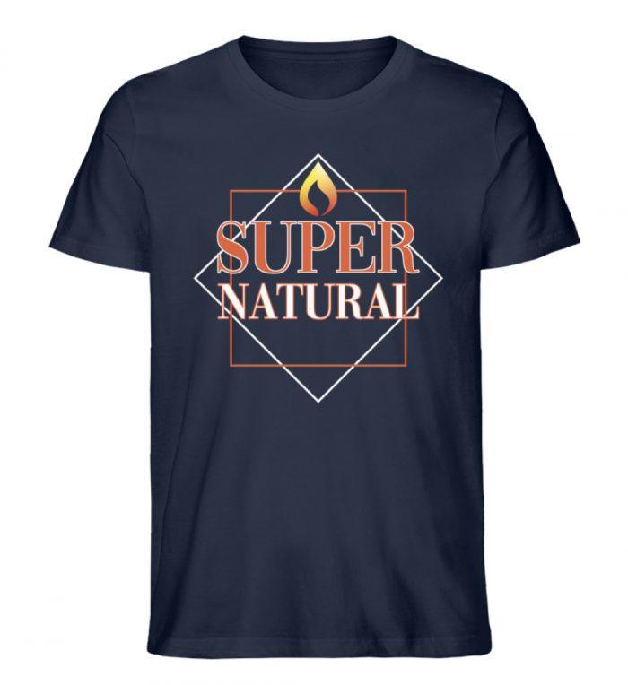 supernatural - Men Premium Organic Shirt-6959