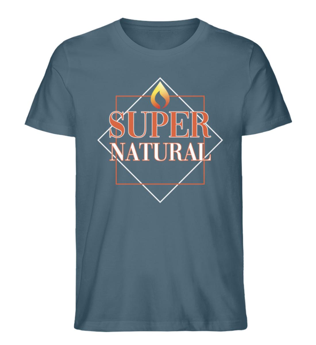 supernatural - Men Premium Organic Shirt-6880
