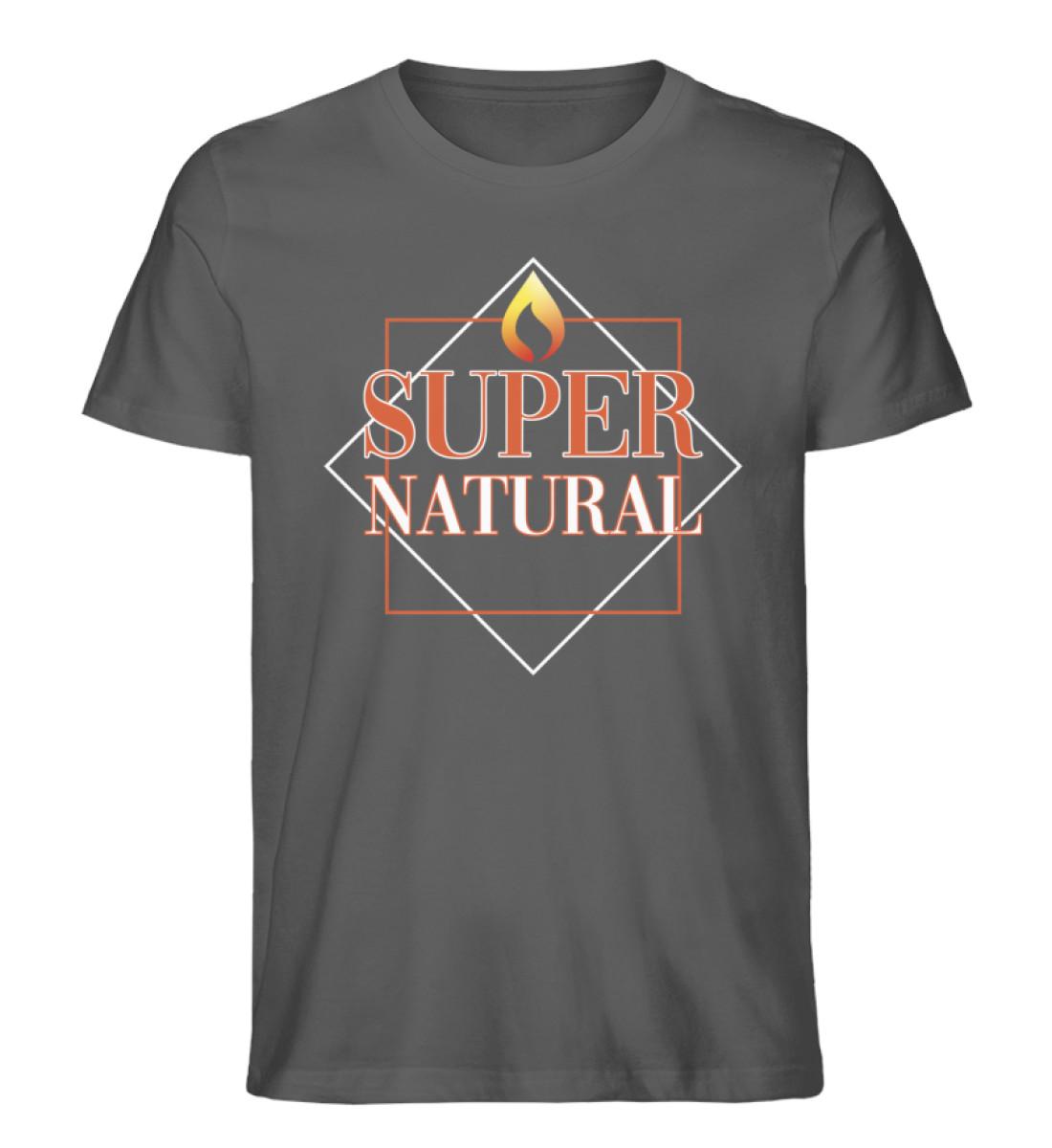 supernatural - Men Premium Organic Shirt-6903