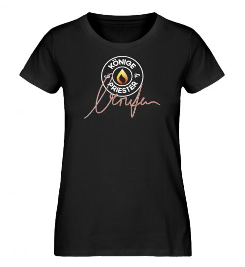berufen - Ladies Premium Organic Shirt-16