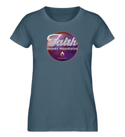 faith! - Ladies Premium Organic Shirt-6880